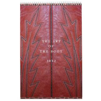 El arte del Bota-Calendario Calendarios De Pared
