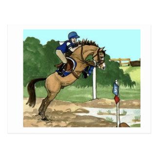 """El arte del caballo del ante """"no consigue los postales"""