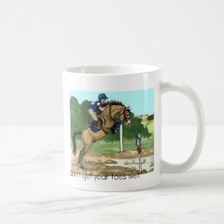 """El arte del caballo del ante """"no consigue los taza clásica"""