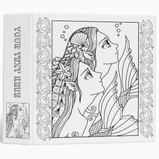 """El arte del doodle del animado de Piscis me Carpeta 2"""""""