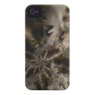 El arte del espacio de los Badlands iPhone 4 Carcasa
