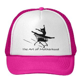 El arte del gorra de la maternidad