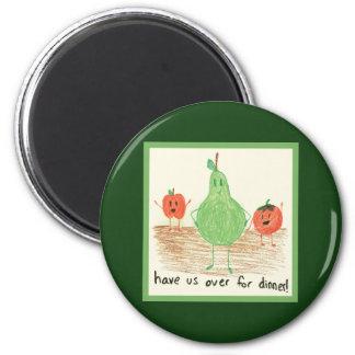 El arte del niño, verde imán