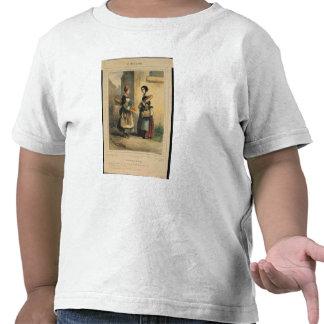 El arte del panadero placa número 27 camisetas