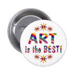 El arte es el mejor pin