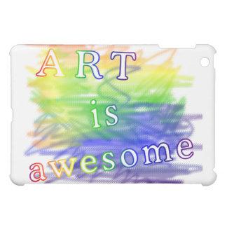 El arte es impresionante