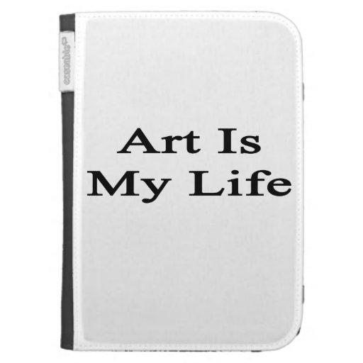 El arte es mi vida