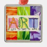 … el arte es vida es arte es… ornamento de reyes magos
