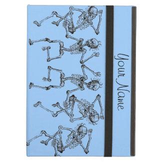 El arte gráfico del baile esquelético añade su tex