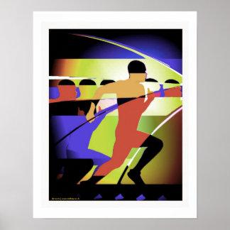 El arte/la impresión del poster de los campeones