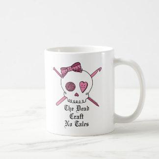 El arte muerto ningunos cuentos (rosa) tazas
