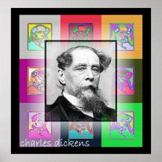 El arte pop Charles Dickens