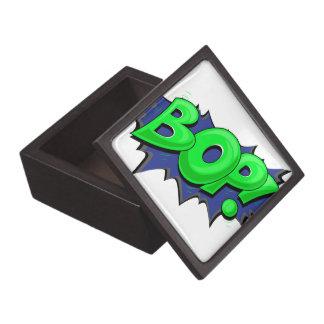 ¡El arte pop cómico Bop! Caja De Joyas De Calidad