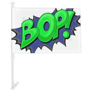 ¡El arte pop cómico Bop!