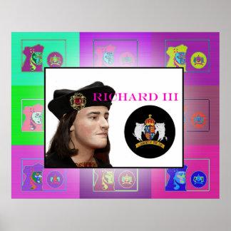 El arte pop Richard III (2) Impresiones