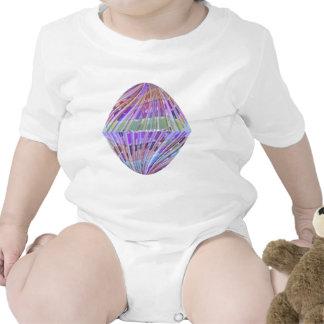 El artista creó la gema cristalina MAGNÍFICA Traje De Bebé