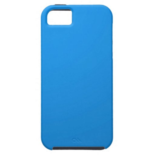 El artista creó la sombra azul del color: Añada la iPhone 5 Fundas