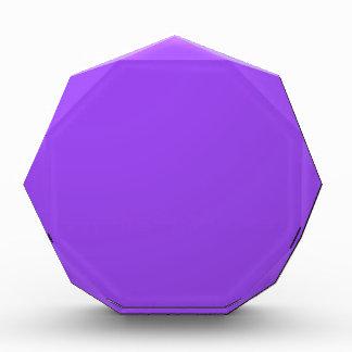 El artista creó tono púrpura del color: Añada la i