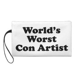 El artista de las estafas peor del mundo