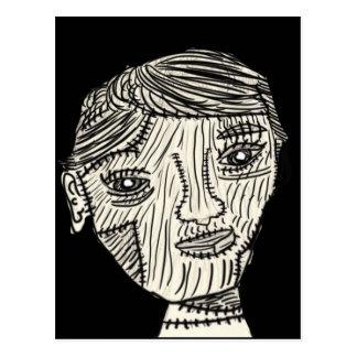 El artista del tatuaje postales