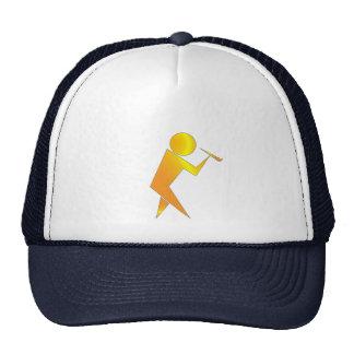 El artista gorras