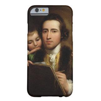 El artista y su Raphael del hijo, c.1773 (el Funda De iPhone 6 Barely There