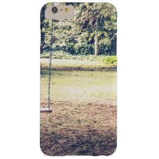 El asentar temático, jardín balancea para fechar funda barely there iPhone 6 plus
