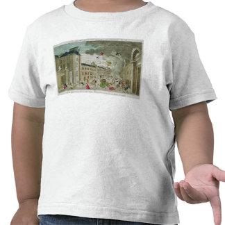 El asesinato frustrado de Napoleon Bonaparte Camisetas
