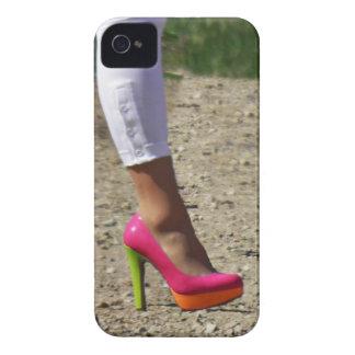 El asesino calza la caja del iPhone 4 Funda Para iPhone 4
