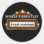 El asistente legal más grande del mundo etiquetas