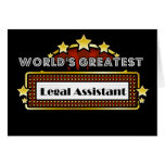 El asistente legal más grande del mundo felicitacion