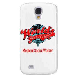 El asistente social médico más grande del mundo