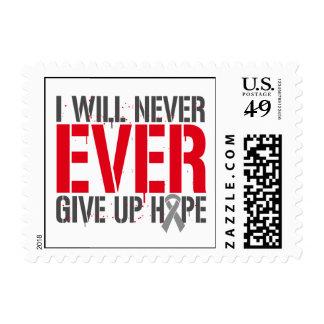 El asma I dará nunca nunca para arriba esperanza Sellos