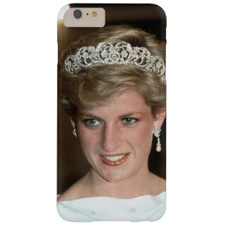¡El asolear! Princesa de Gales de HRH Funda Barely There iPhone 6 Plus