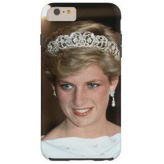 ¡El asolear! Princesa de Gales de HRH Funda Resistente iPhone 6 Plus