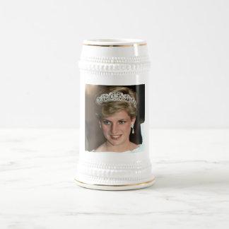 ¡El asolear! Princesa de Gales de HRH Jarra De Cerveza