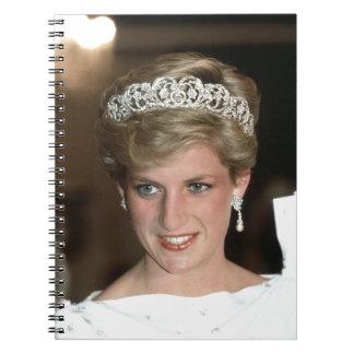 ¡El asolear! Princesa de Gales de HRH Libretas