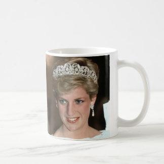 ¡El asolear! Princesa de Gales de HRH Taza De Café