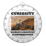 El Astrobiologist más grande del mundo de la Tabla Dardos