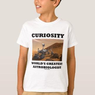 El Astrobiologist más grande del mundo de la Playera