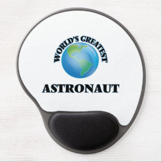 El astronauta más grande del mundo alfombrilla de ratón con gel