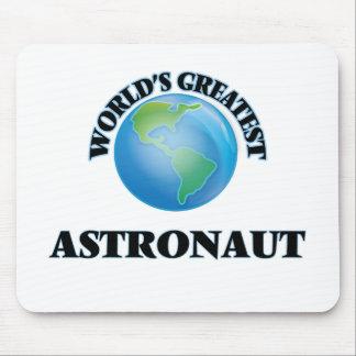 El astronauta más grande del mundo alfombrilla de raton