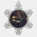 El astrónomo de Juan Vermeer Adorno