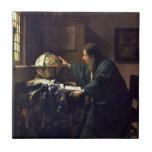 El astrónomo de Juan Vermeer Azulejos Cerámicos