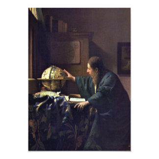 El astrónomo de Juan Vermeer Comunicados
