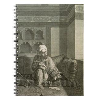 El astrónomo, de los trajes del volumen II y de Po Notebook