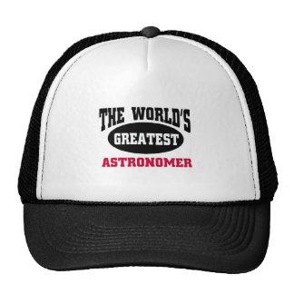 El astrónomo más grande gorras de camionero