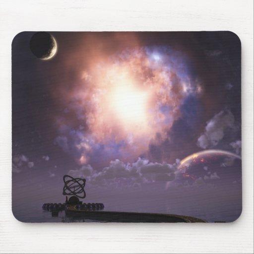 El astrónomo Mousepad Tapetes De Ratón