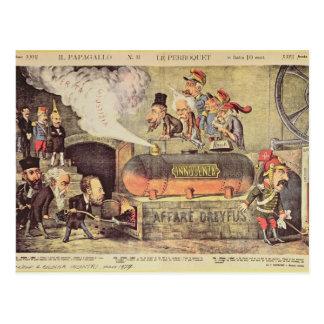 El asunto de Dreyfus Postales