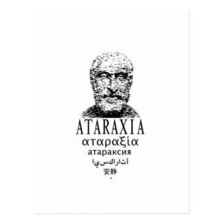 El Ataraxia de Pyrrho Tarjetas Postales